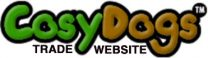 CosyDogs Wholesale Trade Website